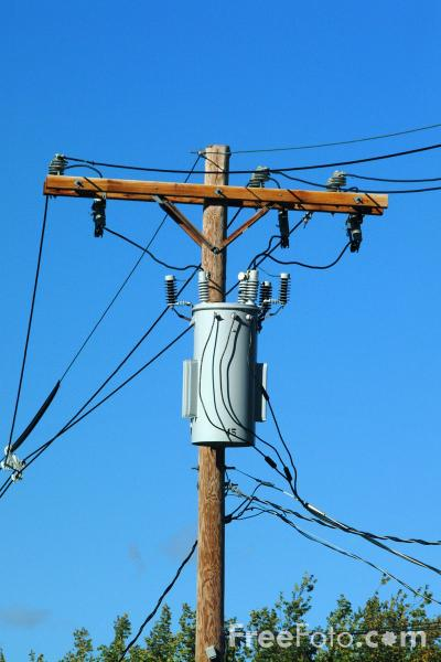 Electrical Power Poles : Home aaenvironment